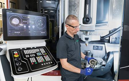 DMG MORI and Schaeffler