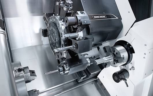 Turning Centres by DMG MORI